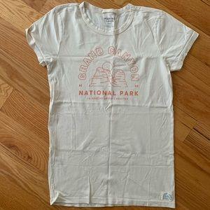 Marine Layer National Park tshirt